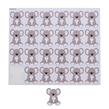 Sticker blinkend koala Zelda KM
