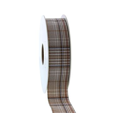 Lint Chester 25 mm x 15 m beige 72