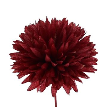 Dahlia GM blinkend rood