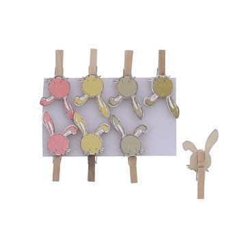 Bunny Swing konijnenhoofd speld