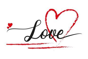 Afbeelding voor categorie Love heart