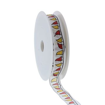 Lint ijzerdraad Sint Party fanions 15 mm x 20 m kleur 140