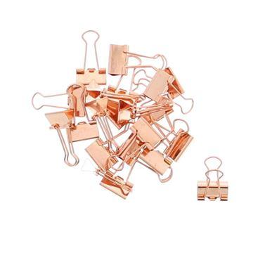 Metalen clip koper