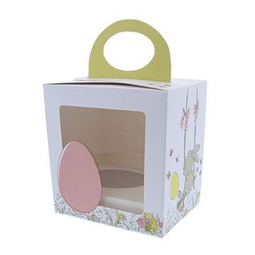 Ballotoeuf A Bunny Swing + luxe eisokkel