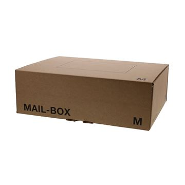 Mail box M 331 x 241 x 104 mm kraft