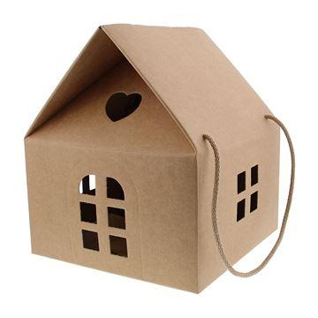 Huis Avana H = 28 cm met koord