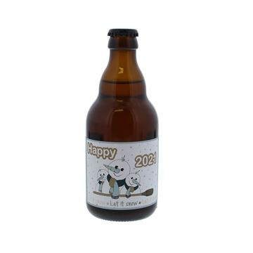 Marcos Experiment 330 ML sneeuwman Broomy