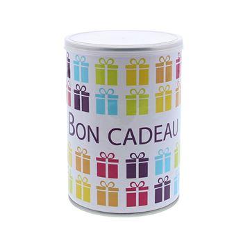 Blik Gifts bon cadeau medium Frans