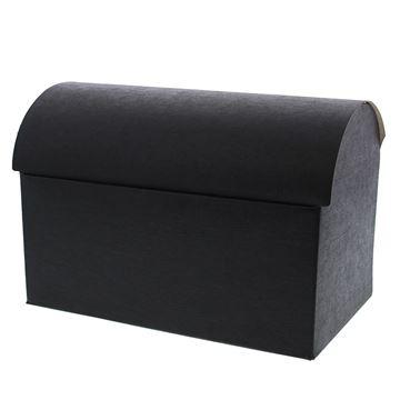 Seta piraatkoffer 1 kg zwart
