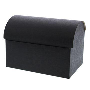 Seta piraatkoffer 500 gr. zwart