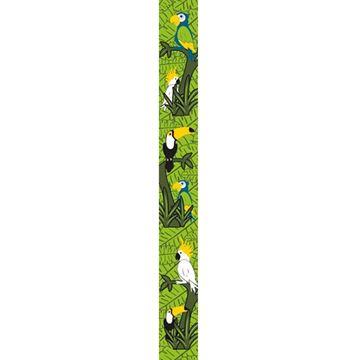 OB Banner Birds Exotica 25 x 245 cm