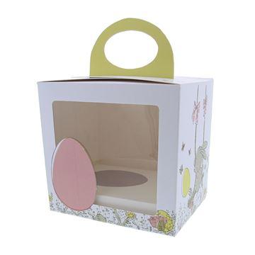 Ballotoeuf B Bunny Swing + luxe eisokkel