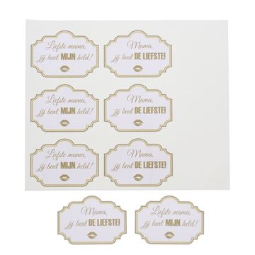 Sticker blinkend Sparkle mama  GM