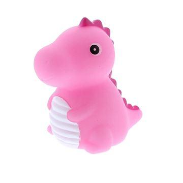 Dino Nibble met lichtje roze
