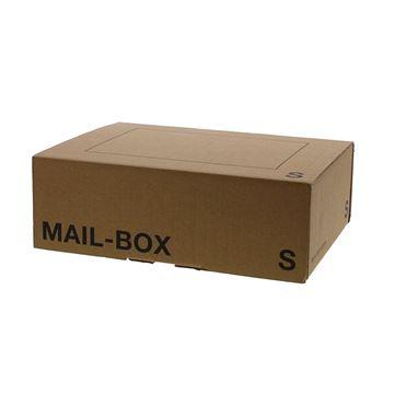 Mail box S 249 x 175 x 85 mm kraft