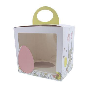 Ballotoeuf D Bunny Swing + luxe eisokkel