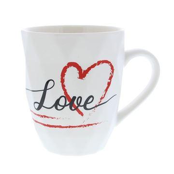 Love heart mok