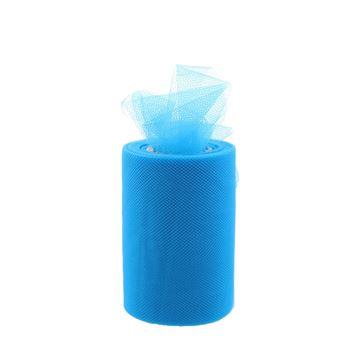 Tulle 10cmx20m K4 turquoise