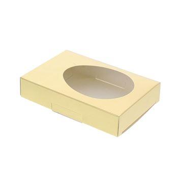 Eisokkel B ei 16cm goud