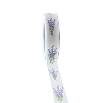Lint Lavendel 25mm x 20m kleur 62