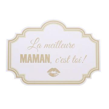 Pancarte Sparkle Maman