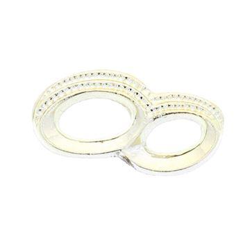Art.3980 ringen in reliëf