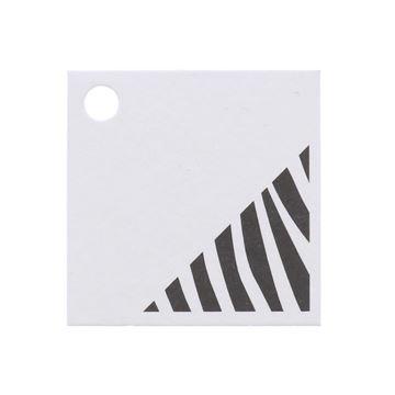 Nk.2480 vierkant zebra