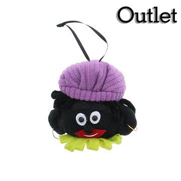 """""""Cartoon2"""" hanger Zwarte Piet"""