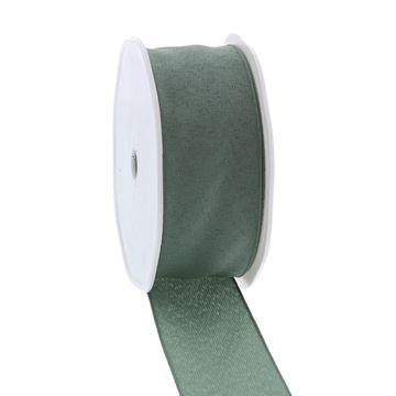 Lint texture 38 mm x 20 m smokey green  60A