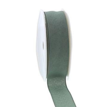 Lint texture 25 mm x 20 m smokey green  60A