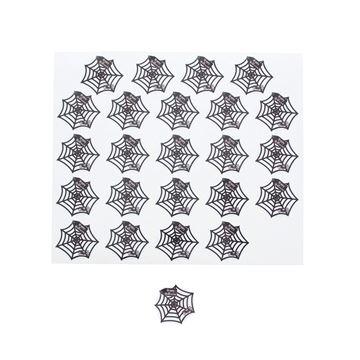 Sticker blinkend Cobweb KM